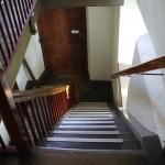 Carthage Jail stairs