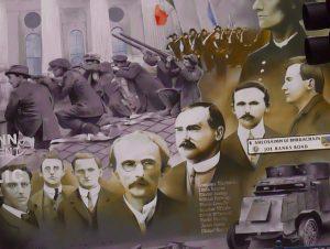 Mural of Rising heroes